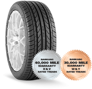 NS-20 Noble Sport Tires